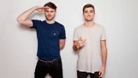 The Chainsmokers: Hit mit Wein-Glas